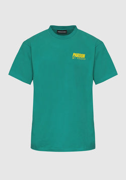 SHIRT PARDON MY FRENCH NUOVO LOGO VERDE