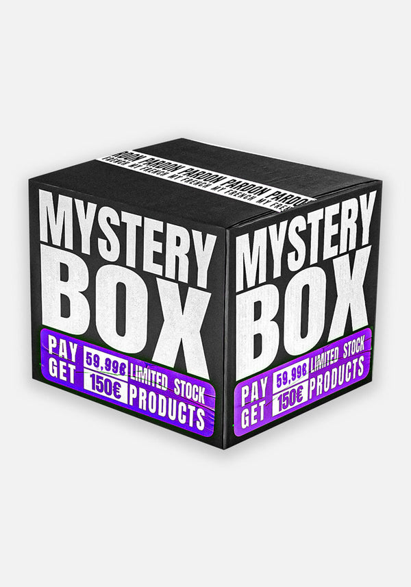 MYSTERY BOX LIMITED EDITION BLACK FRIDAY