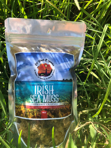 """Golden"" Irish Sea Moss 4 oz"