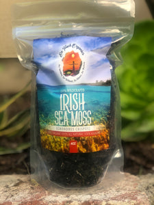 "Purple ""Irish"" Sea Moss 4 oz"