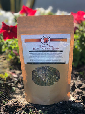 Blood Purifying Tea Blend 4oz