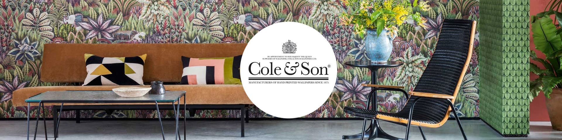 Cole & Son I Selected Wallpapers