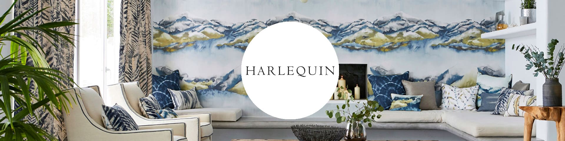 Harlequin I Selected Wallpapers