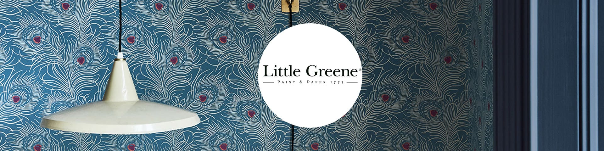 Little Greene I Selected Wallpapers