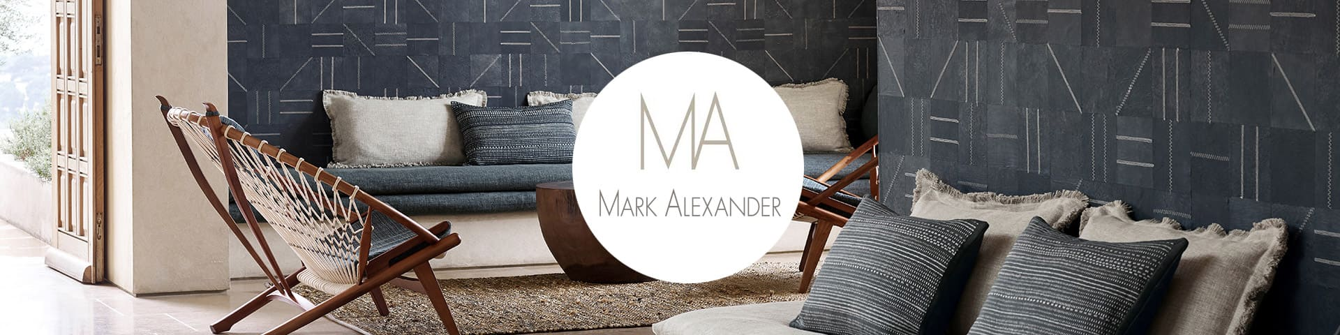 Mark Alexander behang I Selected Wallpapers