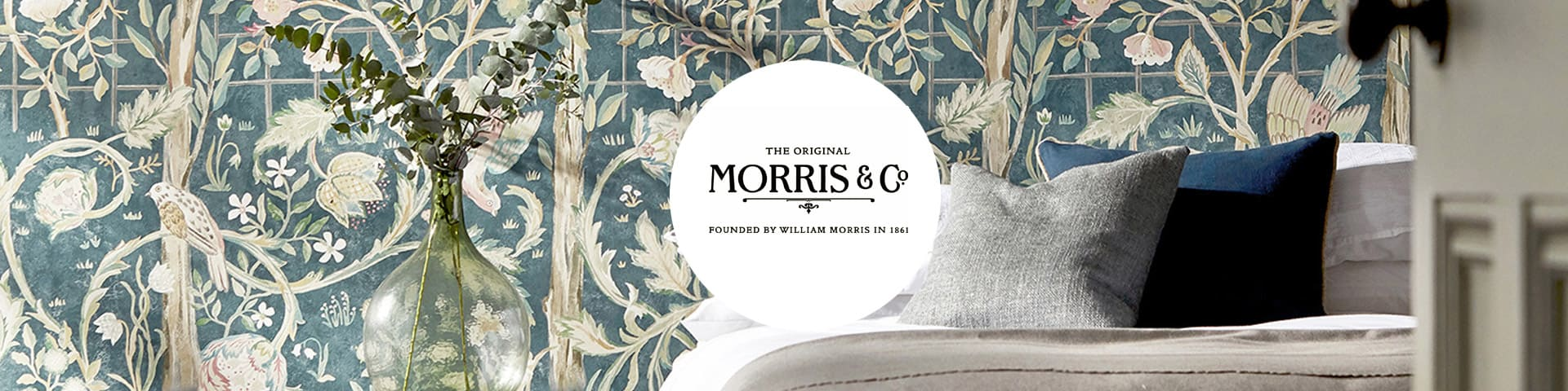 Morris & Co behang I Selected Wallpapers