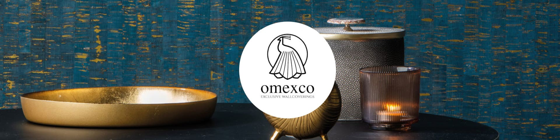 Omexco by Arte behang I Selected Wallpapers
