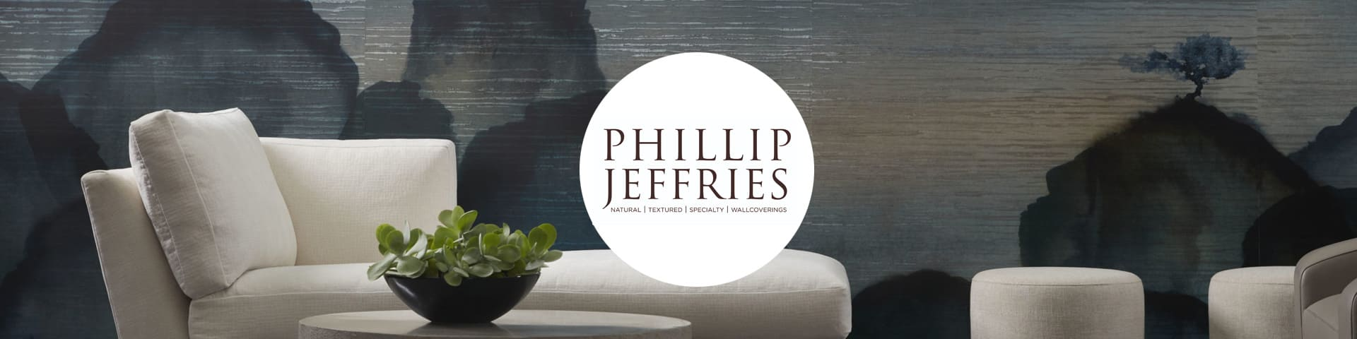 Phillip Jeffries behang I Selected Wallpapers