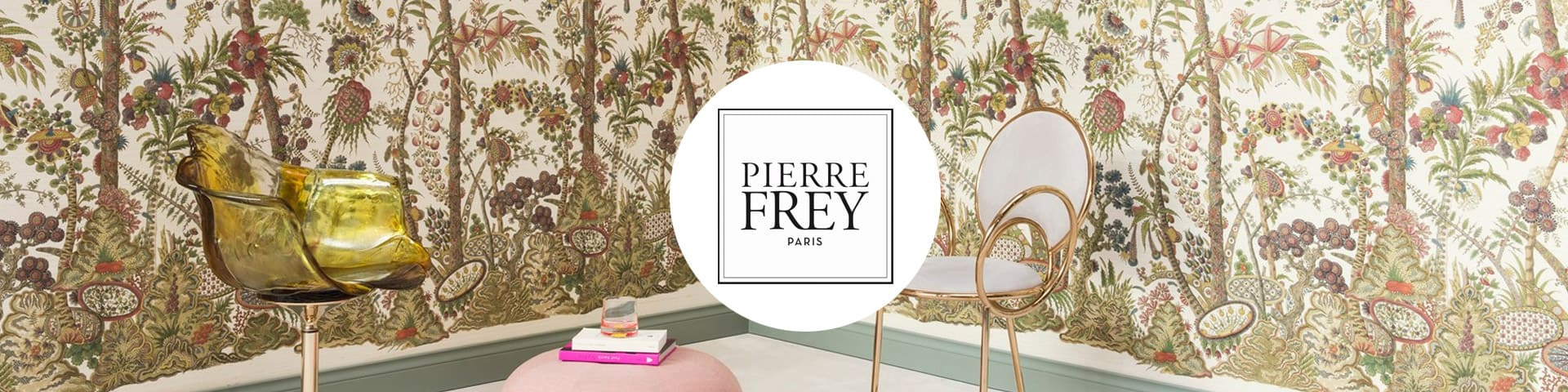 Pierre Frey behang I Selected Wallpapers