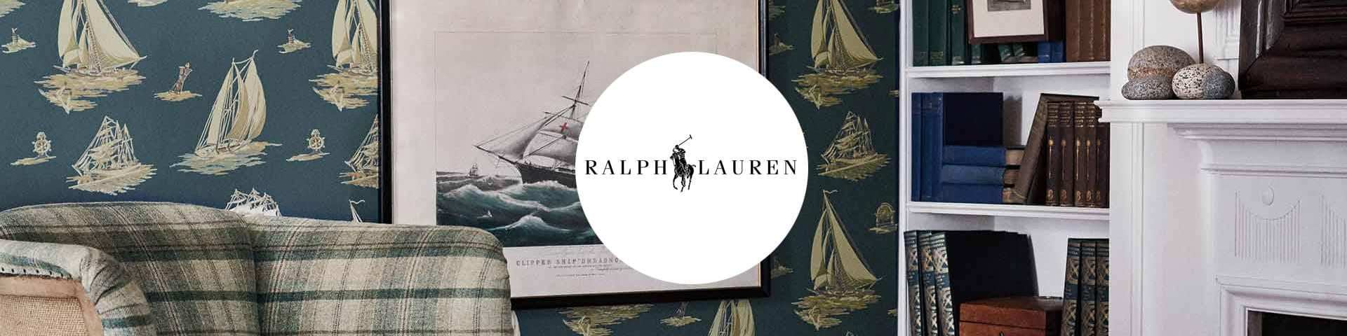 Ralph Lauren behang I Selected Wallpapers