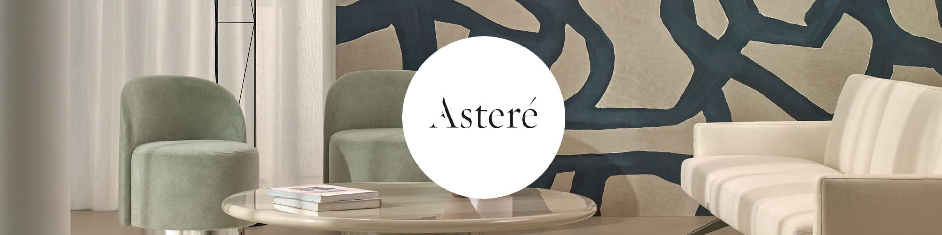 Astere behang | Astere wallpaper