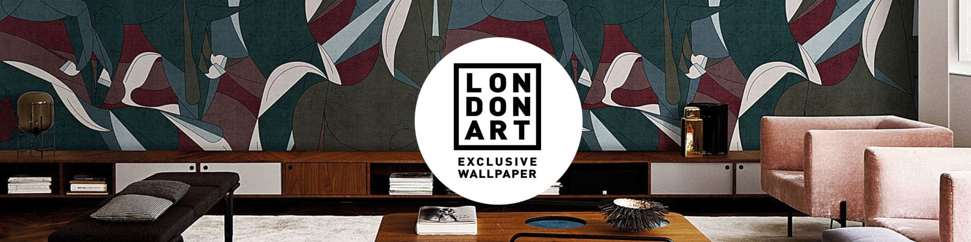 LondonArt wallpaper behang | LondonArt behang