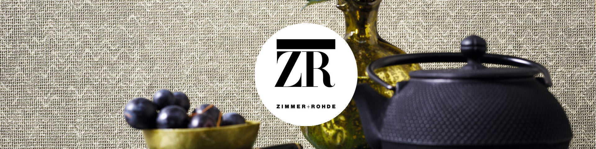 Zimmer + Rohde wallpaper behang