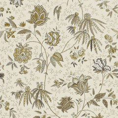 Pillar Point Floral Twig behang Ralph Lauren Selected wallpapers by OOSTENDORP