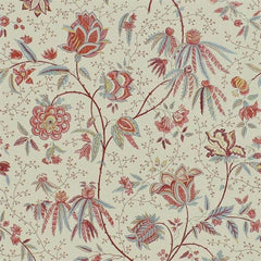 Pillar Point Floral Bittersweet behang Ralph Lauren Selected wallpapers by OOSTENDORP