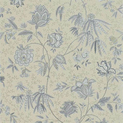 Pillar Point Floral Willow behang Ralph Lauren Selected wallpapers by OOSTENDORP