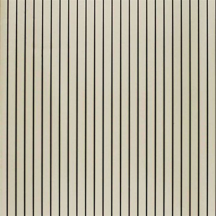 Carlton Stripe Natural Behang Ralph Lauren Selected wallpapers by OOSTENDORP