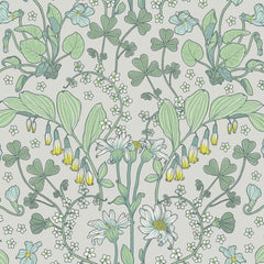 Narcisse 30 behang Nobilis Selected wallpapers by OOSTENDORP