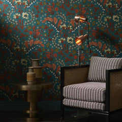 Narcisse behang Nobilis Selected wallpapers by OOSTENDORP