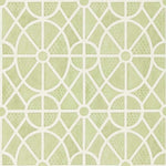 Garden Plan Green behang Sanderson Selected wallpapers by OOSTENDORP