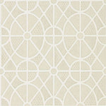 Garden Plan Canvas behang Sanderson Selected wallpapers by OOSTENDORP