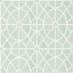 Garden Plan Wedgewood behang Sanderson Selected wallpapers by OOSTENDORP