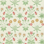 Daisy Willow/Pink behang Morris & Co Selected wallpapers by OOSTENDORP