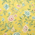 Porcelain Garden Rose/Linden behang Sanderson Selected wallpapers by OOSTENDORP