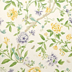 Porcelain Garden Lemon/Leaf Green behang Sanderson Selected wallpapers by OOSTENDORP