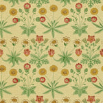 Daisy Manilla/Russet behang Morris & Co Selected wallpapers by OOSTENDORP