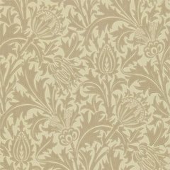 Thistle Dove/Gold behang Morris & Co Selected wallpapers by OOSTENDORP
