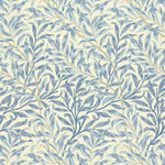 Willow Boughs Blue behang Morris & Co Selected wallpapers by OOSTENDORP