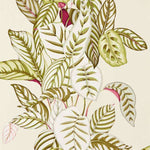 Calathea Olive behang Sanderson Selected wallpapers by OOSTENDORP