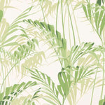 Palm House Green behang Sanderson Selected wallpapers by OOSTENDORP