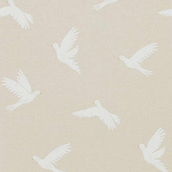 Paper Doves Linen behang Sanderson Selected wallpapers by OOSTENDORP