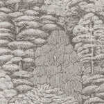 Woodland Toile Ivory/Charcoal behang Sanderson Selected wallpapers by OOSTENDORP