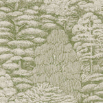 Woodland Toile Cream/Green behang Sanderson Selected wallpapers by OOSTENDORP