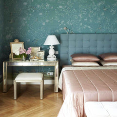 Earlham Custom behang De Gournay Selected wallpapers by OOSTENDORP