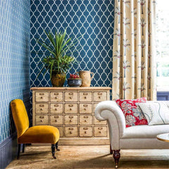 Empire Trellis behang Sanderson Selected wallpapers by OOSTENDORP
