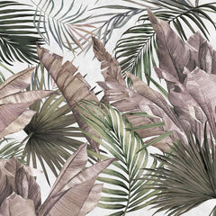 Lost in the Jungle 1 behang Inkiostro Bianco Selected wallpapers by OOSTENDORP