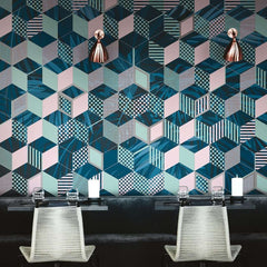 Pixy behang Inkiostro Bianco Selected wallpapers by OOSTENDORP