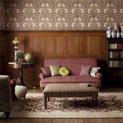 Pimpernel behang Morris & Co Selected wallpapers by OOSTENDORP