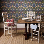Strawberry Thief behang Morris & Co Selected wallpapers by OOSTENDORP