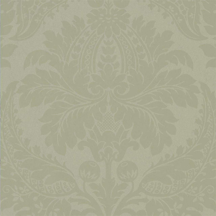 Malmaison Celadon behang Zoffany Selected wallpapers by OOSTENDORP