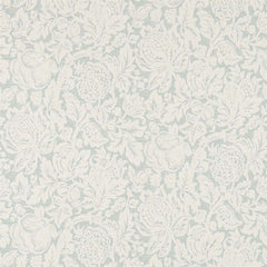 Beauchamp Pale Blue behang Zoffany Selected wallpapers by OOSTENDORP