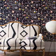 Achak behang Pierre Frey Selected wallpapers by OOSTENDORP