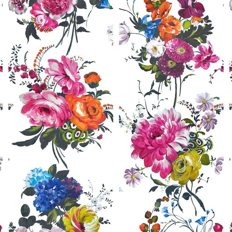 Amrapali Peony behang Designers Guild Selected wallpapers by OOSTENDORP