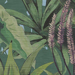 Arboretum Parakeet behang Phillip Jeffries Selected wallpapers by OOSTENDORP