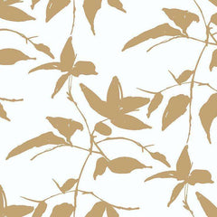 Aware Gold behang Coordonne Selected wallpapers by OOSTENDORP