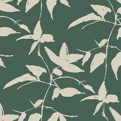 Aware Green behang Coordonne Selected wallpapers by OOSTENDORP